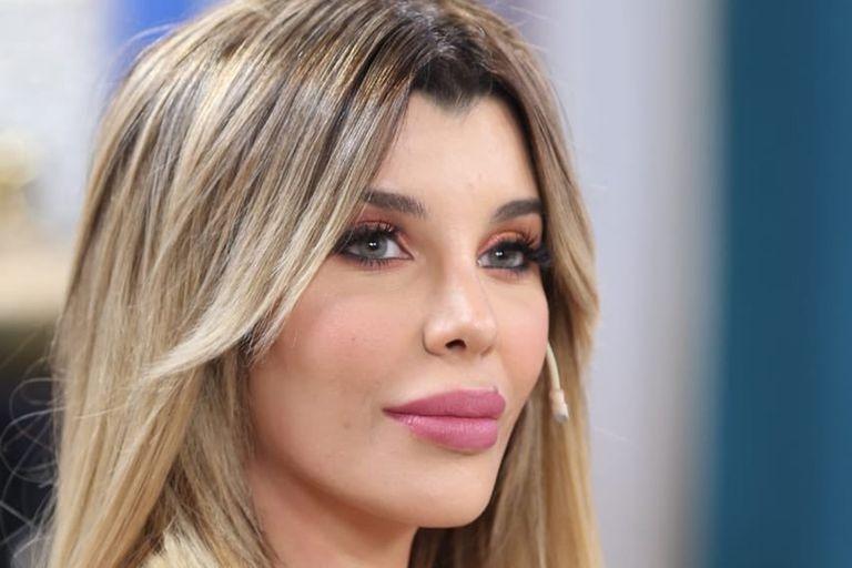Charlotte Caniggia habló sobre los rumores de embarazo de Sofía Bonelli