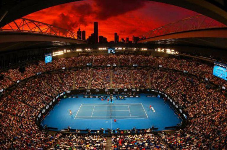 El Abierto de Australia admitirá a tenistas sin vacunarse