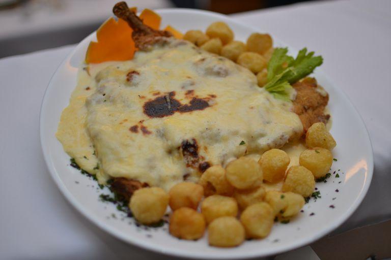 Desde pastas caseras a pescados y comida mexicana, todo puede encontrarse en El Solar de Don Fermín