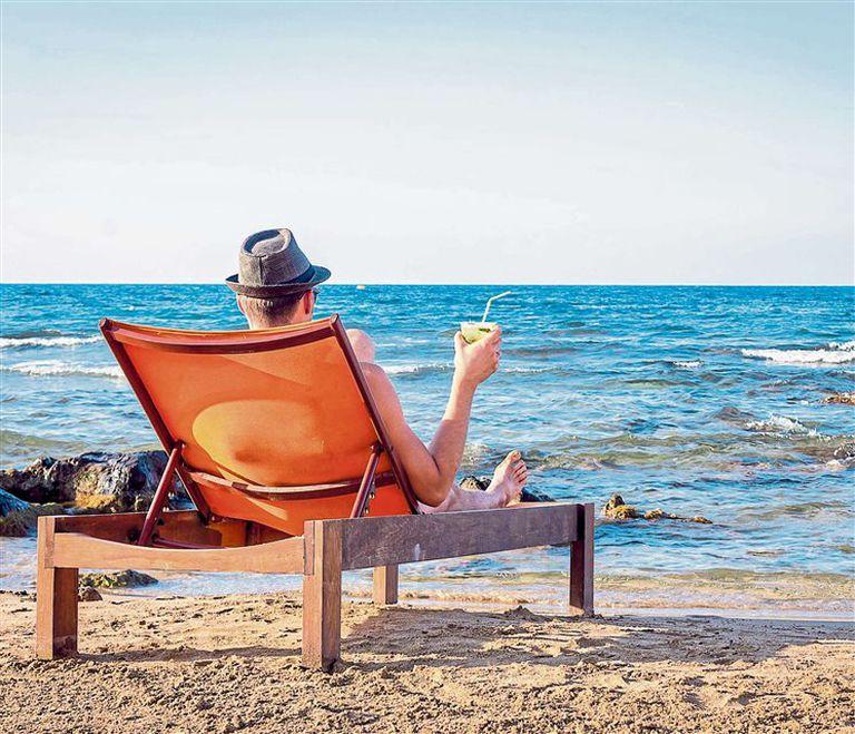 Solo dos de cada diez ejecutivos se desconectan durante las vacaciones
