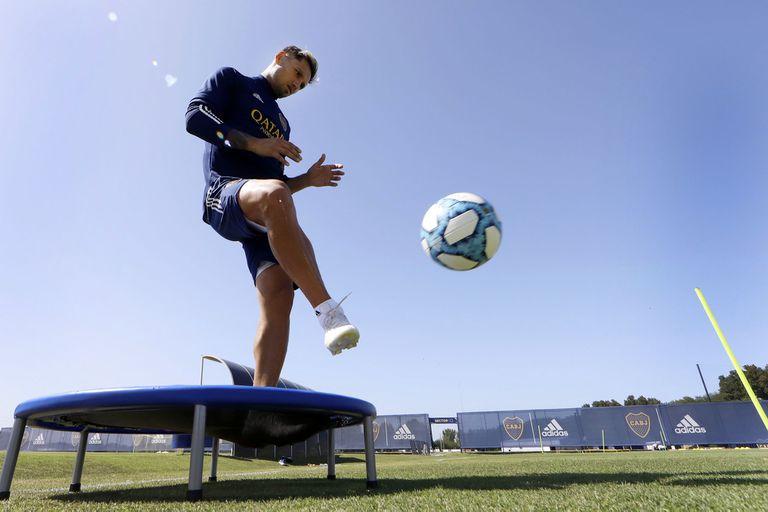 Mauro Zarate nunca terminó de encontrar su lugar en Boca