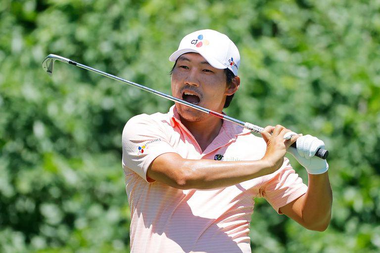 Sung Kang anotó el segundo hoyo en uno de su carrera profesional, en Fort Worth, Texas