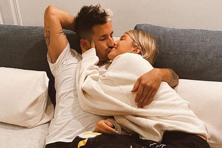 """Stefanía Roitman, sobre Ricky Montaner: """"Me siento súper enamorada"""""""