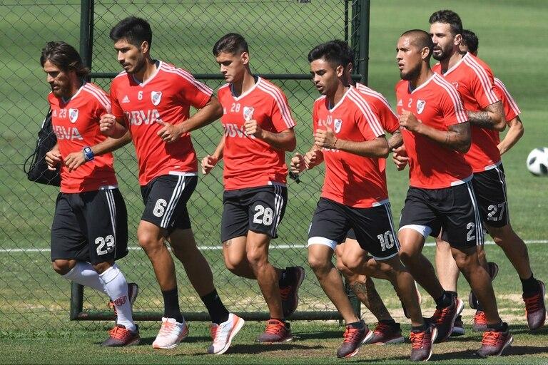 River jugará este sábado un amistoso contra Universidad de Chile con mayoría de suplentes