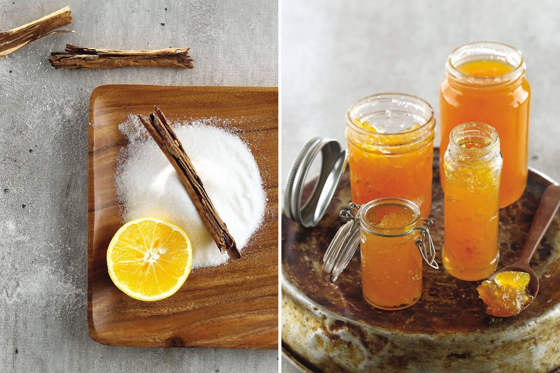 La mermelada de calabaza lleva un tiempo considerable de cocción, pero una vez lista, es una conserva dulce que vale la pena tener siempre a mano en la alacena.
