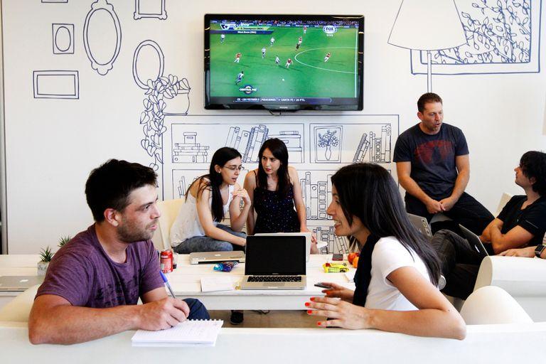 En MercadoLibre reina la flexibilidad: se trabaja en equipos que tienen mucha autonomía para organizarse