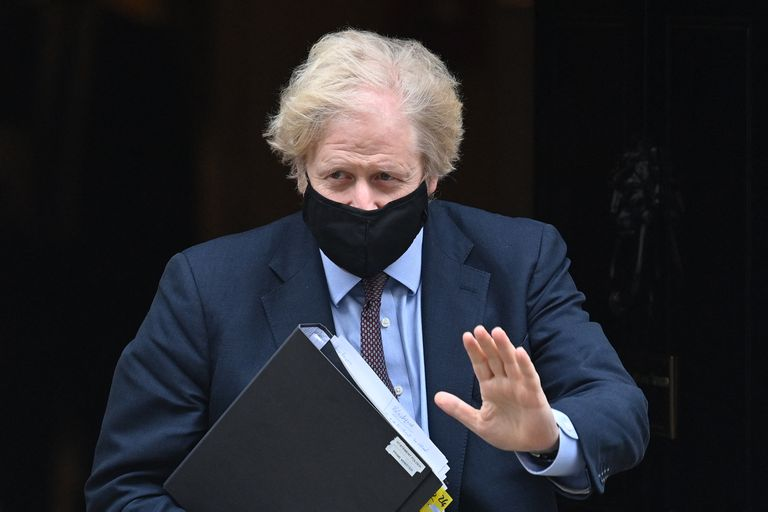 Boris Johnson no acudirá al funeral de Felipe de Edimburgo por las medidas contra el coronavirus
