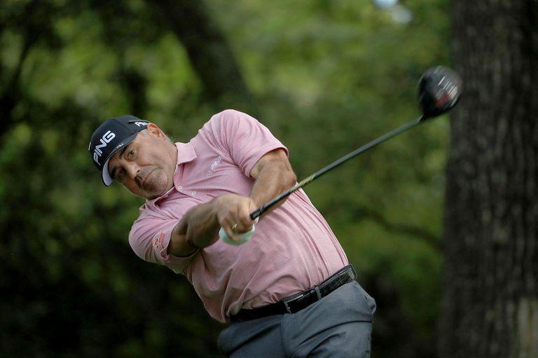 Angel Cabrera es el único latinoamericano que ganó el torneo de Augusta.