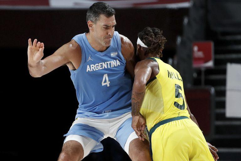 Australia toma distancia y el básquetbol argentino se aleja de las semifinales