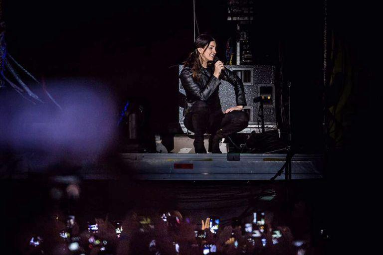 Lana del Rey se presentó por segunda vez en Buenos Aires