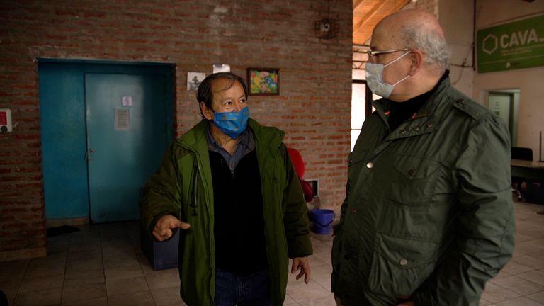 """Toty Flores: """"Lo de Ishii es claro: la droga está instalada con aval político"""""""
