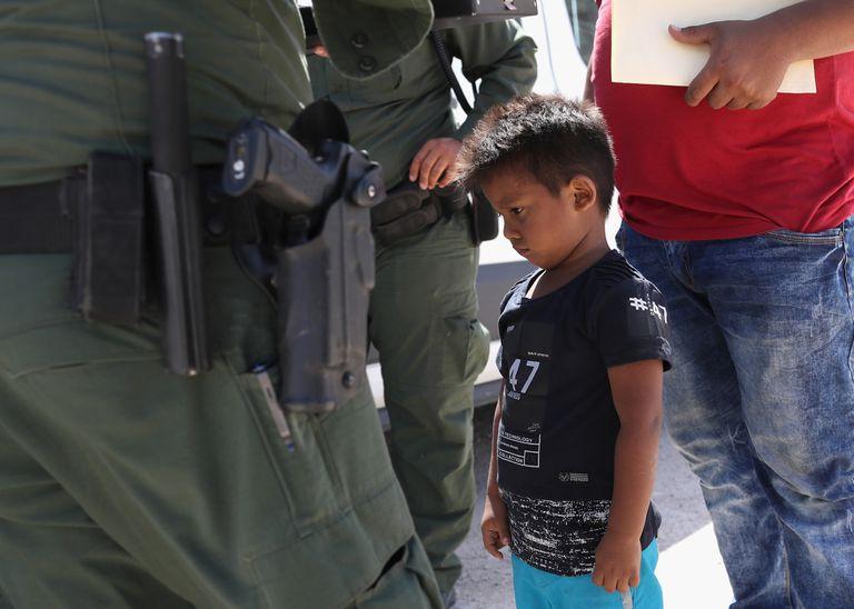 EE.UU.: Los chicos separados de sus padres se verían afectados de por vida
