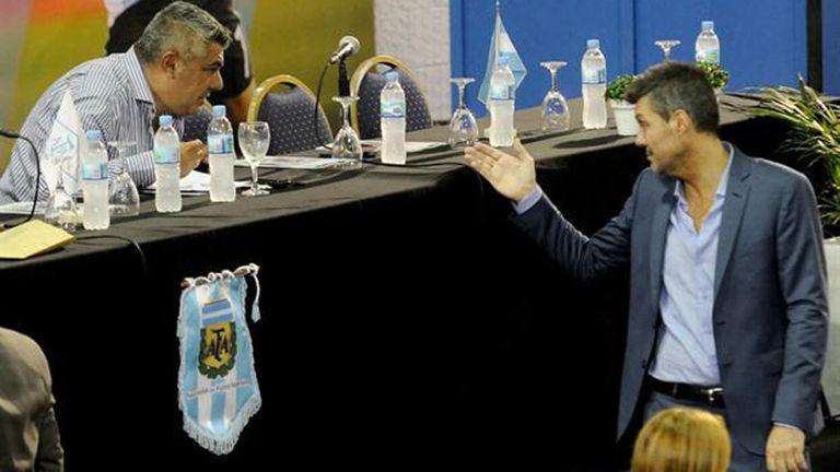 El acuerdo de AFA pende de un hilo