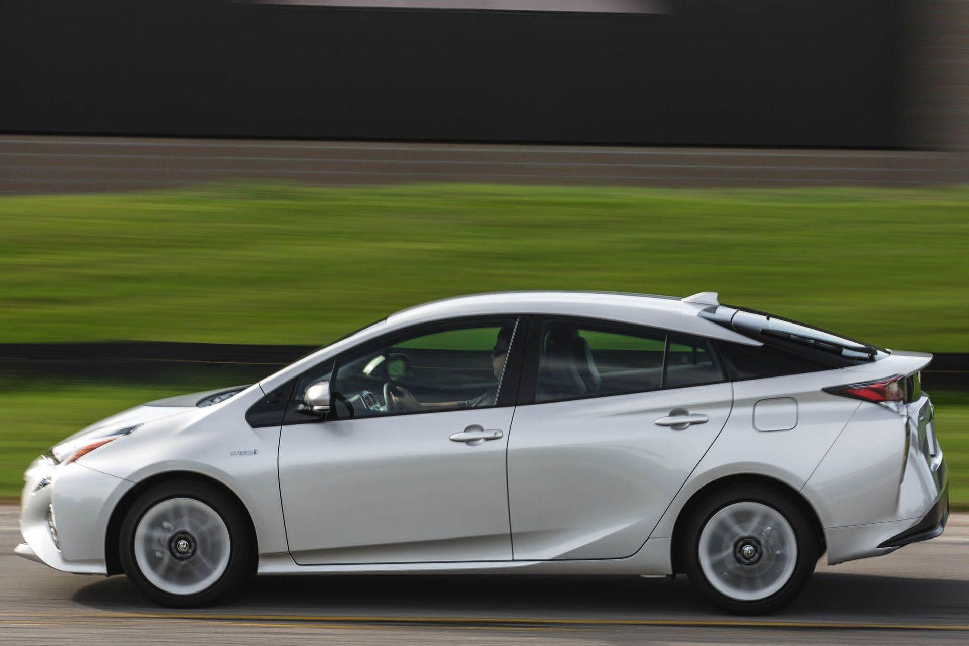 El Prius es la apuesta híbrida de Toyota