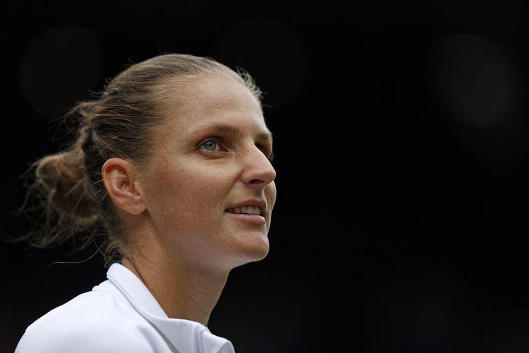 Pliskova sonríe: el sábado jugará el partido más importante de su carrera