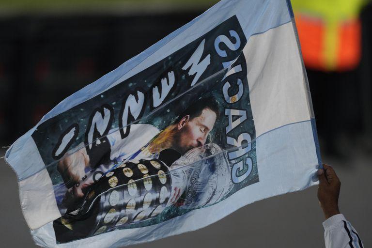 Una bandera para siempre: Messi y la Copa América que terminó con años de frustraciones para la selección