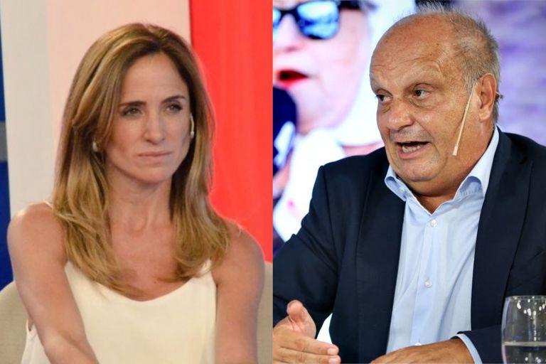Duro cruce entre Victoria Tolosa Paz y Hernán Lombardi por la carta de Cristina