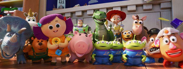 Toy Story 4: el final de la saga trae nuevos personajes y un regreso triunfal