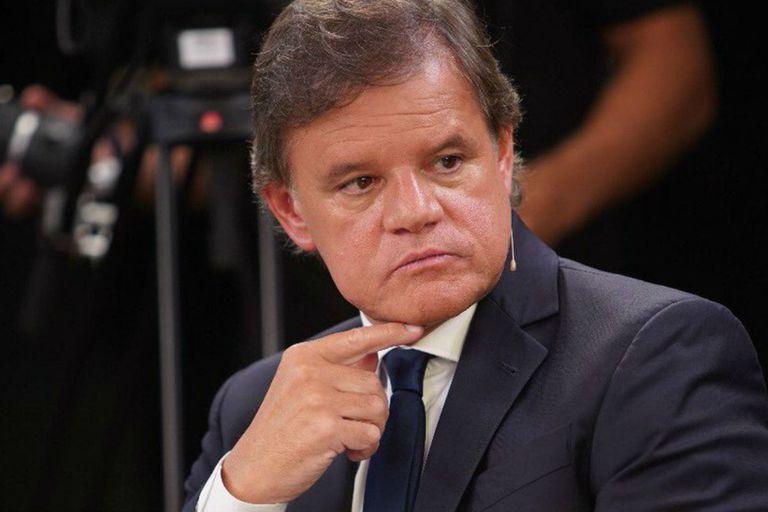 """Enrique """"Quique"""" Sacco, en el regreso de Del Plata"""