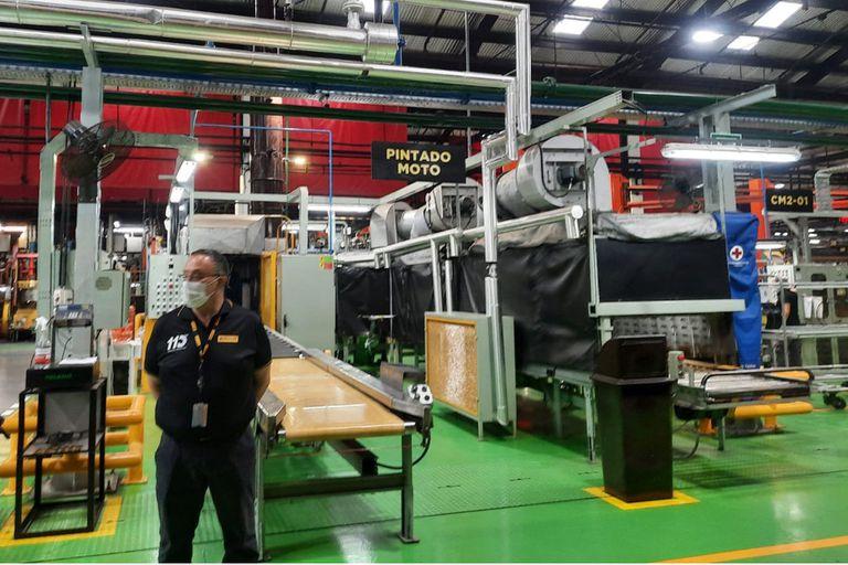 Motos: invierten US$10 millones para producir neumáticos