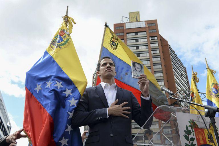 Juan Guaidó: el joven que le dio nuevo aliento a una golpeada oposición