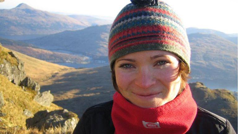 La corresponsal de la BBC en Escocia, Lucy Adams, ha estado enferma desde marzo del año pasado.