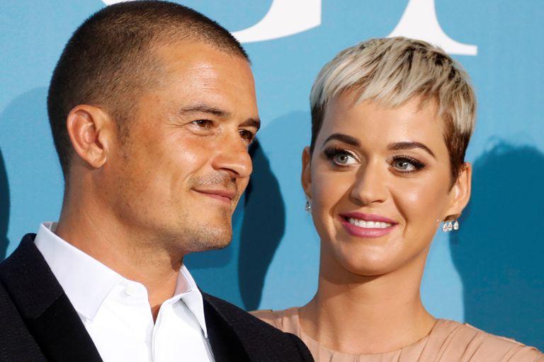 Nació Daisy Dove, la hija de Katy Perry y Orlando Bloom
