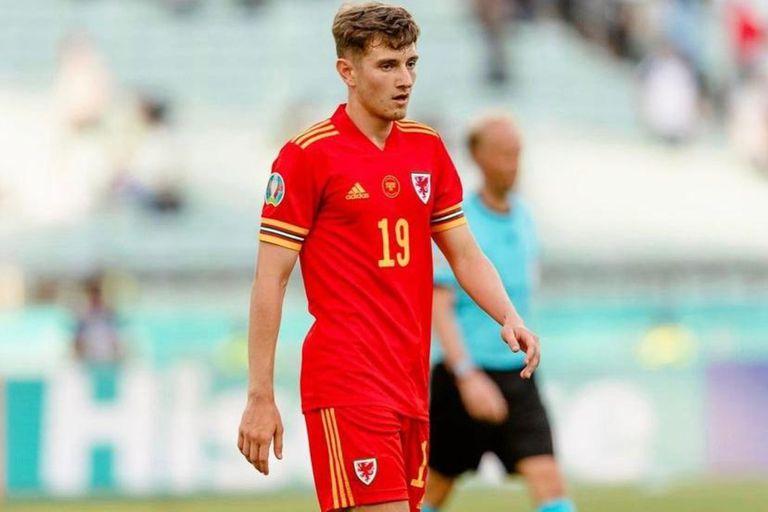David Brooks tiene 24 años y es jugador de la Selección de Gales
