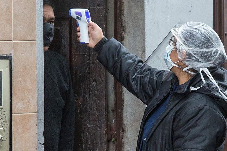 Coronavirus en Argentina: casos en Necochea, Buenos Aires al 30 de agosto