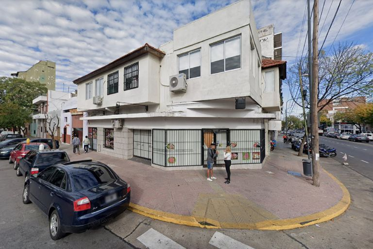Metán y Avenida La Plata