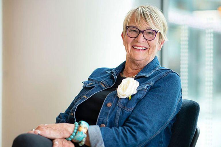 """Claire Lewis, la productora de la serie desde 1984 y 28UP: """"a esta altura ya son como mi familia"""", explica"""