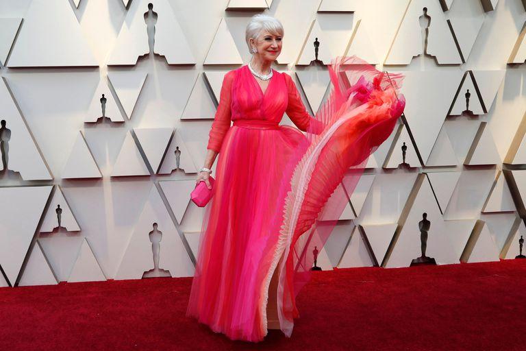 Helen Mirren, espléndida a los 73