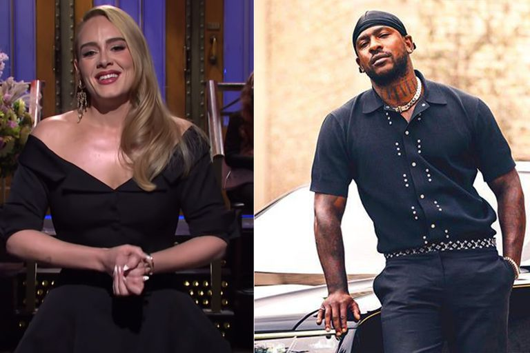 Adele, de novia: conocé al rapero que conquistó su corazón