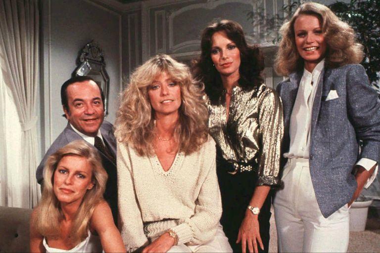 La serie Los Ángeles de Charlie comenzó a emitirse en 1976 por la cadena ABC