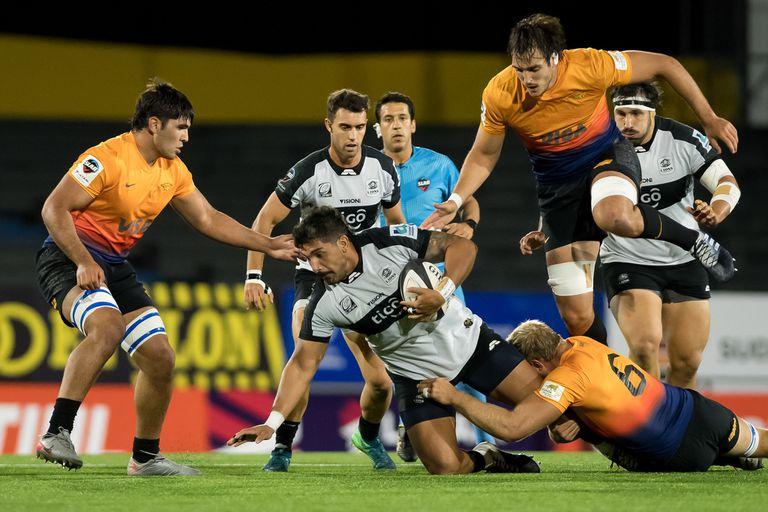 Jaguares vs contra Olimpia.Superliga Americana.