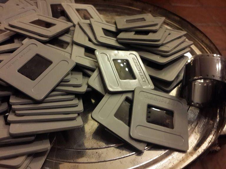 El archivo de Haylli tiene 95.000 negativos y decenas de horas de filmación