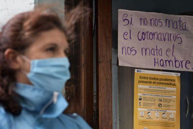 Muchos países decidieron implementar cierres estrictos de sus actividades.