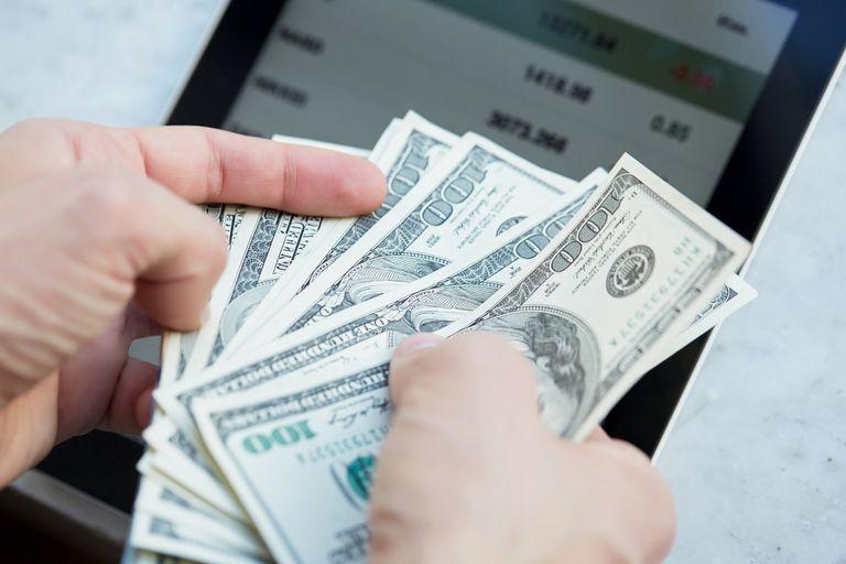 Cúal es la cotización de dólar blue