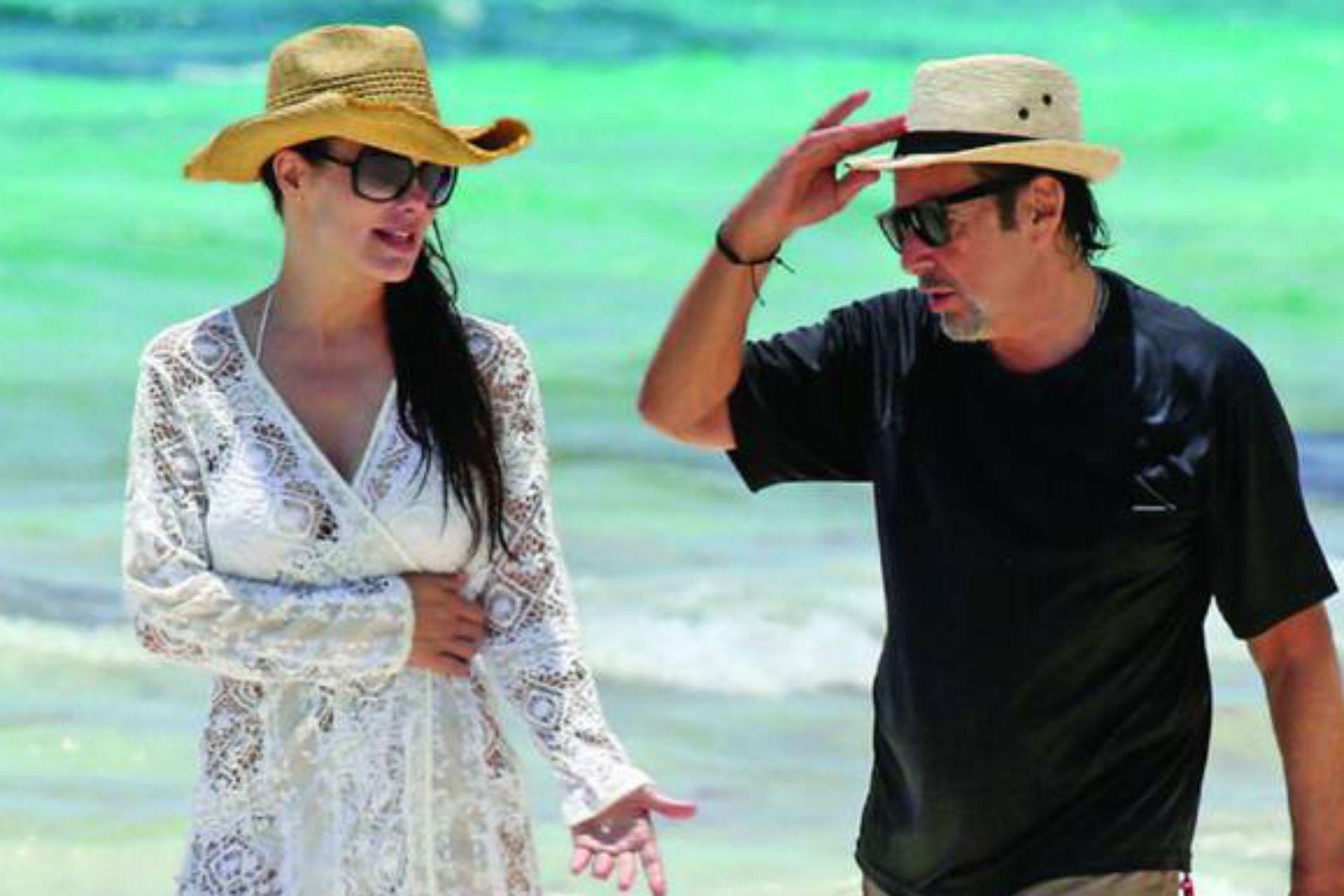 Al Pacino y la argentina Lucila Polak se conocieron en una fiesta, tuvieron una relación de más de una década y se separaron en 2018