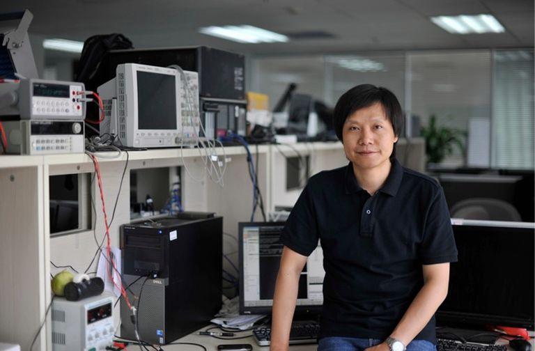 Lei Jun, el fundador de Xiaomi