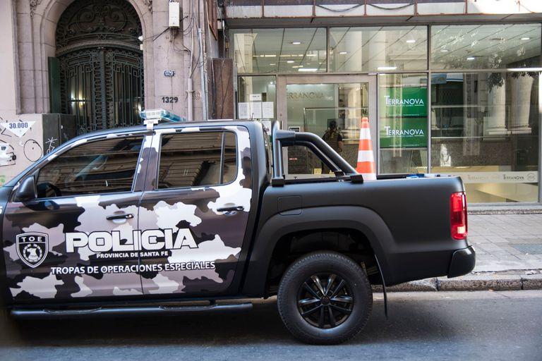 En un lujoso country de Rosario detuvieron a un financista acusado de lavar dinero narco