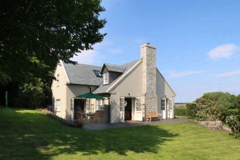 Kate y William optaron por una propiedad rústica de piedra con cuatro dormitorios