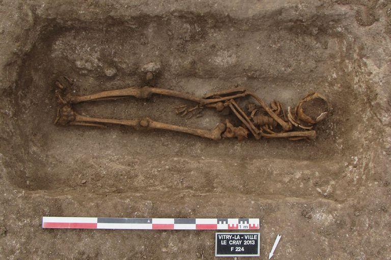 Las científicas explicaron el hábito deliberado de apertura y de adulteración de las sepulturas, que ocurrió a partir de finales del siglo VI d.C.