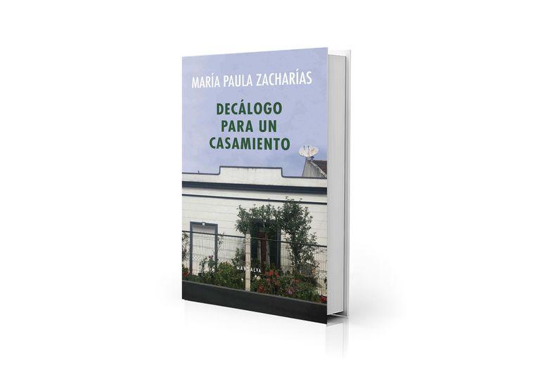 """""""Decálogo para un casamiento"""", primer libro de poemas de María Paula Zacharías"""