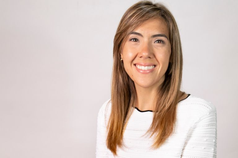 """Leonela Guajardo: """"Innovar implica ampliar, y cuánta más inclusión haya tendremos mejores resultados. Como mujer siento que todavía vacilamos todo el tiempo entre inclusión y exclusión, por eso es fundamental que las organizaciones tengan una perspectiva de género"""""""
