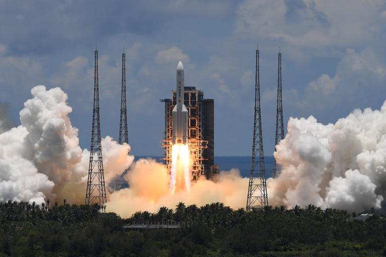 En unas pocas décadas China pasó a ser un competidor de peso en las áreas de vanguardia, como la tecnología espacial