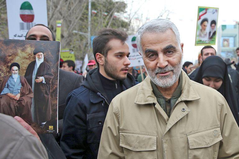Quién era Qasem Soleimani, el carismático jefe revolucionario más temido por Estados Unidos