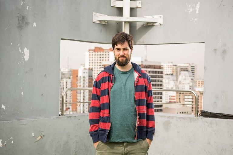 Martín Felipe Castagnet es autor de dos novelas y traductor