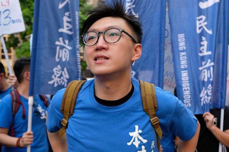"""El """"Che Guevara"""" hongkonés que inspira las tácticas de los manifestantes"""