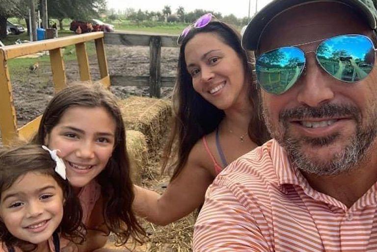 La familia Guara murió por el derrumbe del edificio en Miami